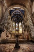 ecclesiastical architecture by matze-end