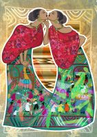Mexican Love by DaphneArgent