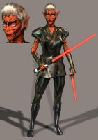 """Charin Pohl-""""Grey"""" Sith by Roguewing"""