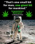_\|/_ CONGRATULATIONS WASHINGTON _\|/_ FIRST MARIJ by FaceSplat