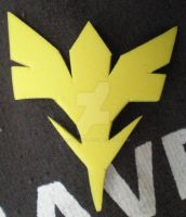 Char Aznable Neo Zeon Emblem by 402ShionS3