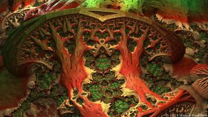 Fractal 3D 168 by whaddad