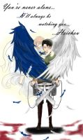 Shingeki no Kyojin- Levi X Petra Wings of Freedom by rozeru-chan