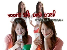 Yoona SKT PNG Pack by HanaBell1