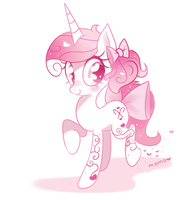 Peppermint Whistle by Ipun
