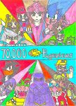 70,000 Pageviews by MarioSonicMoon