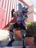 Draenei cosplay 04 - WoW by kurokagamirui