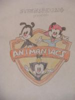 Animaniacs Logo by Niktu12