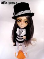 Custom taeyang:  Faust by lovehaze