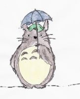 Totoro by marquisee