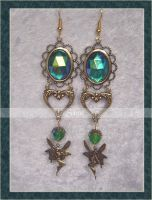 Earring Fairy Elf Faeries by Amelyse