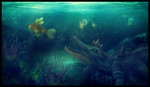 'Karp Hunting by RebeccaFrank