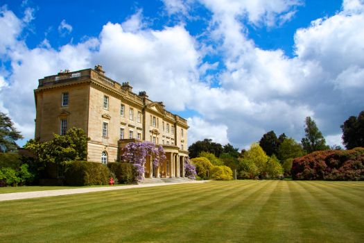 Exbury House by Daniel-Wales-Images