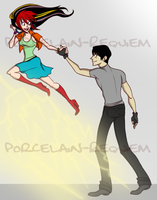 Chaos+Crow - Take My Hand by Porcelain-Requiem