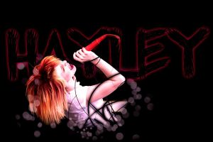 Hayley Williams by PaijaKay