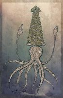 Tree-Squid by eris212