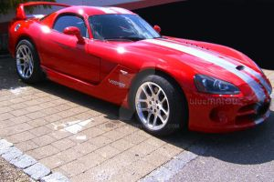 Dodge Viper by blueMALOU