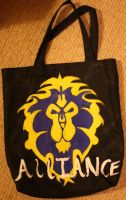 Alliance Bag by AlreadyOverWhat