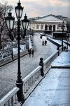 Moscow I by Raphael-Ben-Dor