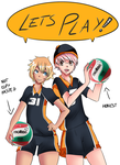 Lets Play! by AerinBoy