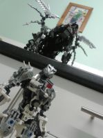 bionicle: the dragons breath by CASETHEFACE