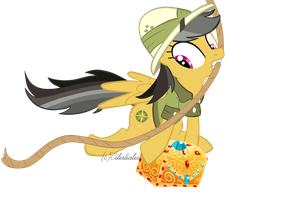 Daring Do by Celestialess