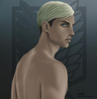 Erwin Smith by raliPB