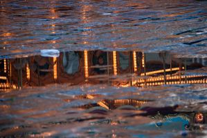 Reflection in Florence by DostorJ