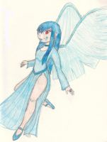 Lady Articuno by Nethilia