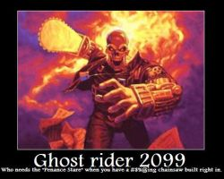 Ghost rider 2099 by Hehlfire