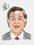 Terry Wogan by StevePaulMyers