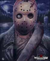 Welcome To Crystal Lake by PsychoSlaughterman
