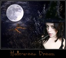 Halloween Dream Contest Entry by trinitylast