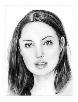 Angelina Jolie by Cast-al-ia