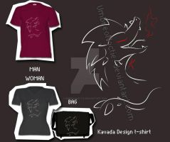 Kavada t-shirt by UmbreoNoctie