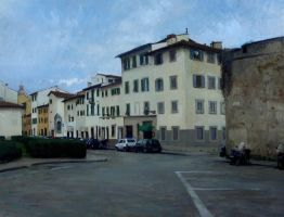 Piazza Tasso by marcdalessio