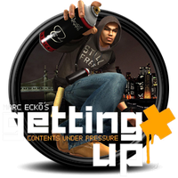 Mark Ecko's Getting Up Icon by madrapper