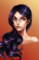 Long Blueberry Hair by victter-le-fou