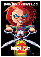 Child's Play 2 by inkjava