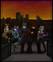 Shadow of a Fox: Cover by Arctic-Sekai