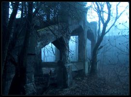 Silent Hill I by paperdolldreams