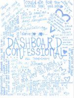 dashboard confessional by eyoshimoto