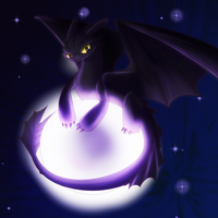 Toothless star by HylianGuardians