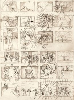 storyboard for class by MightyLeafy