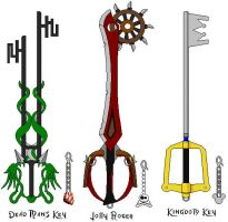 keyblade 8 by suburbbum