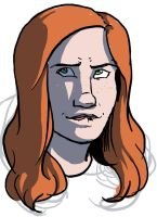 Amy Pond by Kellhound1365