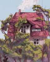Random house by rarazet