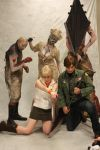 silent hill group by AshGroovy