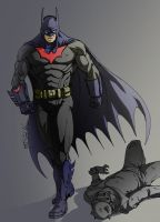 The Dark Knight by dark-maggot