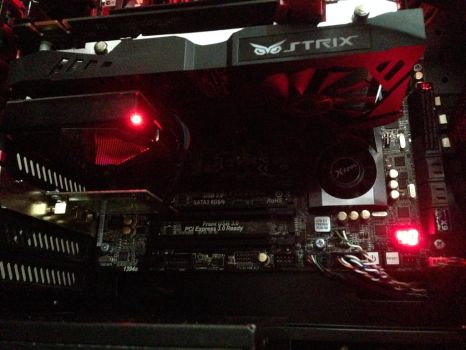 New Graphics Card for the Old Girl by Woona-tic